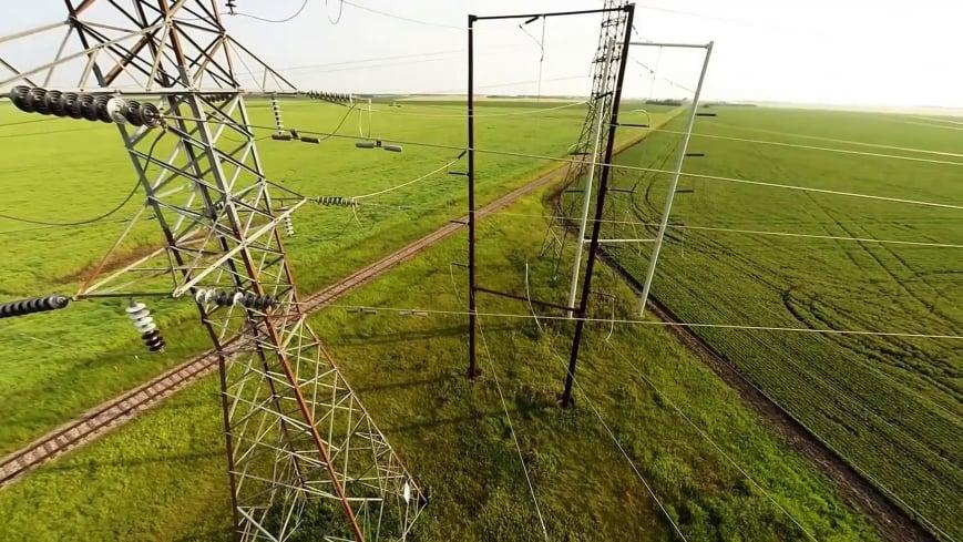 Обстеження лінійних об'єктів (ЛЕП, трубопроводів, автомобільних і залізничних доріг) за допомогою дронів.